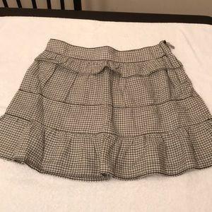 NWT Max Studio plaid skirt